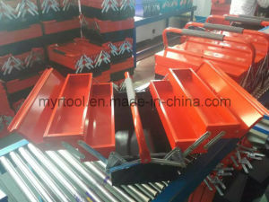 Hot Selling-91PC Hand Tool Kit in Metail Case (FY1091A) pictures & photos