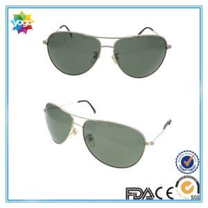 Promotional Gradient Lens Copper Men Frame Sun Glasses Mens Fashion pictures & photos