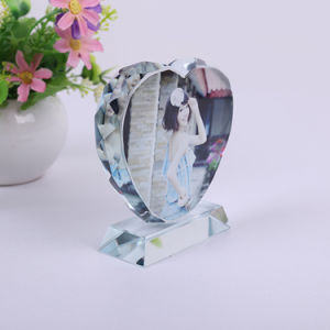 Lovely Crystal Glass Trophy Craft for Gift (KS28022) pictures & photos