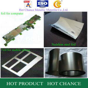 Super Thin Stainless Steel Sheet SUS301, 304, 316 Grade pictures & photos