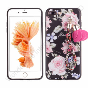 Colorful TPU Cover Case with Wrist String for iPhone 6 pictures & photos
