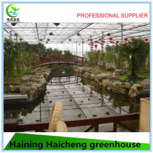 Fashion Greenhouse as Ecological Restaurant pictures & photos