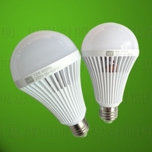 9W Smart Charge LED Lighting Bulb pictures & photos