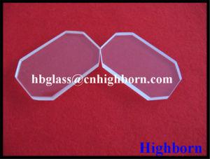 Manufacurer Coner Cut Quartz Glass Sheet pictures & photos