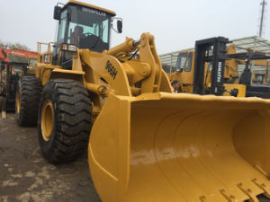 Used Caterpillar Wheel Loader Cat 966h pictures & photos