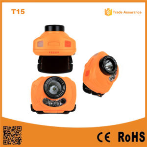 T15 Handsfree Multi-Function LED Sensor Headlamp pictures & photos