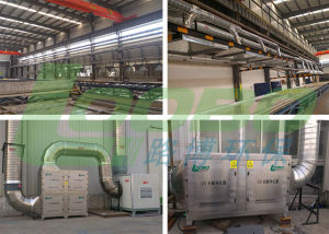 Lb-UV Industrial Exhaust Gas Purifier pictures & photos