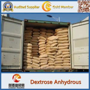 as The Substitute of Saccharose Dextrose Anhydrous