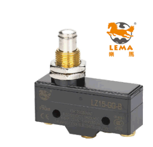 Lema Lz15 Series Panel Mount 15A 250VAC CCC CE UL Approvals Micro Switch pictures & photos