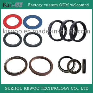 High Quality Vacuum Tube Sealing Silicone Rubber Ring pictures & photos