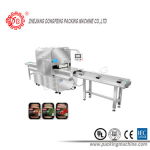 Automatic Continuous Map Tray Sealer   (TS-630) pictures & photos