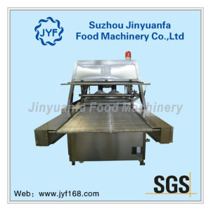 Chocolate Enrobing Machine (with cooling tunnel) pictures & photos