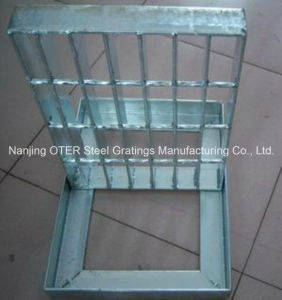 Steel Grating Trench Cover pictures & photos