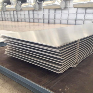 6082 Aluminum Sheet for Automation Mechanical Parts pictures & photos