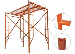Mobile Steel Metal Scaffolding pictures & photos