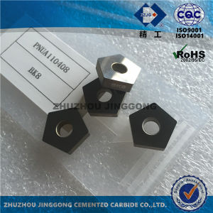 Top Quality Tungsten Carbide Indexable Inserts Pnua-110408 pictures & photos