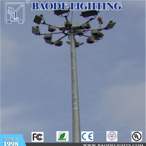 20m 10PCS 400W LED High Mast Lighting pictures & photos