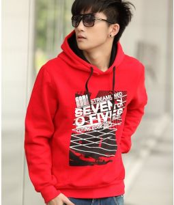 Gym Clothig High Quality Winter Printed Men Hoody (2015JK47-9) pictures & photos