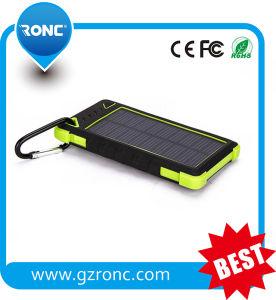 High Capacity Wholesale portable Sun Solar Power Bank pictures & photos