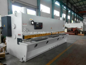 Hydraulic Guillotine Shear (12 X 4000mm) pictures & photos