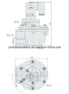 New Pulse Valve From China Pneumission pictures & photos