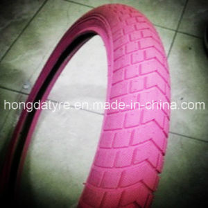 Fashion Baby Buggy/ Kids Bike Tire Pink Color pictures & photos