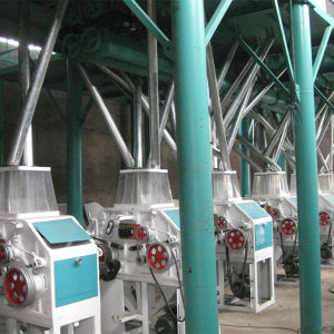 China Grain Processing Machine for Making Flour pictures & photos