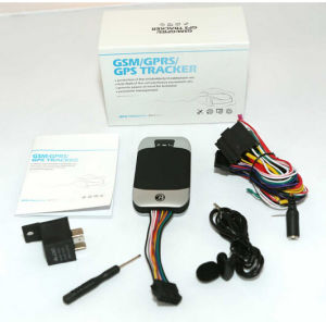 GPS Vehicle Tracker 303f with Memory Card Slot, Low Power Alarm, Fuel Alarm, Anti Theft Tracking System pictures & photos