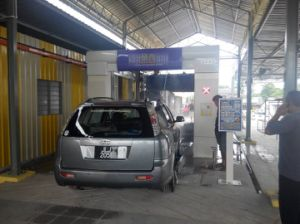 Automatic Drive Through Car Washing Equipment pictures & photos