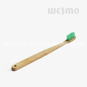 Eco-Friendly Bamboo Toothbrush (WBB0870I) pictures & photos