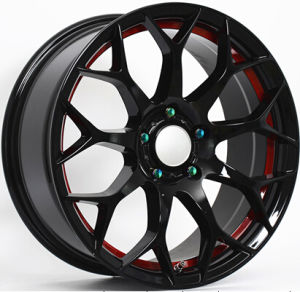 Hot- Selling New Color Car Aluminium Alloy Wheel Rim pictures & photos