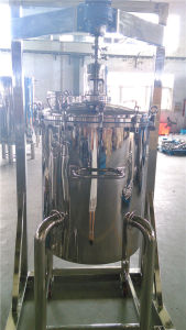 Stainless Steel Liquid Mixing Tank with Agitator pictures & photos