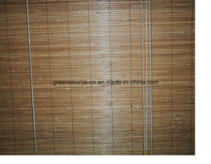 Window Curtains Made of Natural Bamboo pictures & photos