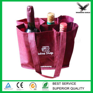 Recycled Non Woven Wine Bag Wholesale pictures & photos