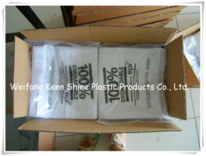 LDPE T-Shirt Poly Bags pictures & photos