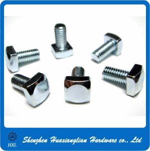 T Shape Square Head Bolt pictures & photos