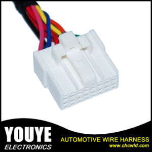 Youye Automotive Ads 1 Wire Harness Electronic Fuse Box Wiring Harness Honda ISO9001 Ts16949 Wire Harness china youye automotive ads 1 wire harness, electronic fuse box fuse box wiring harness at bakdesigns.co