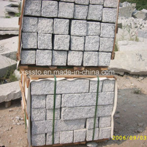 Natural Granite Cube Paving Stone pictures & photos