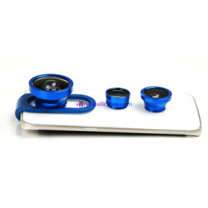 4 in 1 Optical Lens for Smart Phone/Tablet with Hook pictures & photos