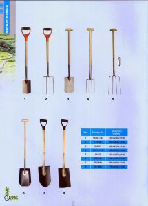 Tangshan Industry Trade Co Ltd Catalogue Shovel 10 pictures & photos