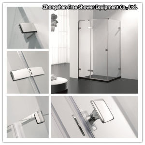 304# Stainless Steel Hinge Shower Rectangular Room / Shower Cabin pictures & photos