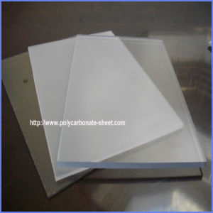 UV Coated Clear Hollow Polycarbonate Sheet for Building Material pictures & photos