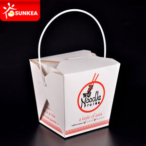 Disposable Paper Pasta / Chinese Noodle Box pictures & photos