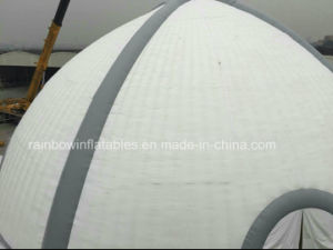 Hot Sale Giant Inflatable Dome Tent/Inflatable Sewing Tent pictures & photos