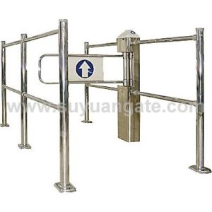 Supermarket Safety Gate, Automatic Gate, Swing Gate, Sliding Gate, Entrance Gate (DR-01) pictures & photos