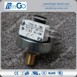 Vacuum Pressure Switch for Gas, Liquid, Steam pictures & photos