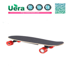 High Quality Lightest Carbon Fiber Skateboard Holding Electric Scooter