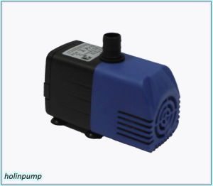 Electric Water Pump Small Water Pump (HL-1200, HL-1200F) Sumersible Pump pictures & photos