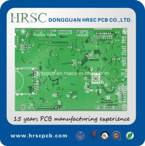 Rigid Computer Main Board PCB Board Manufacturer with Factory pictures & photos