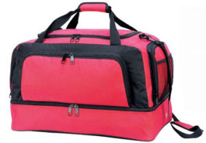 Luggage Big Travel Bag Two Layer Duffle Bag pictures & photos